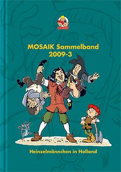MOSAIK Sammelband 102 Hardcover (3/2009) von Mosaik Team, Schleiter,  Klaus D