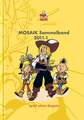 MOSAIK Sammelband 106 Hardcover von Mosaik Team, Schleiter,  Klaus D