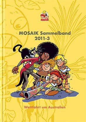MOSAIK Sammelband 108 Hardcover von Mosaik Team, Schleiter,  Klaus D