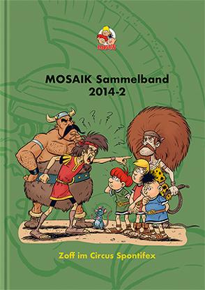 MOSAIK Sammelband 116 Hardcover von Mosaik Team, Schleiter,  Klaus D