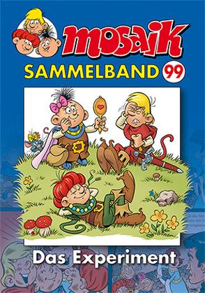 MOSAIK Sammelband 99 von Mosaik Team, Schleiter,  Klaus D