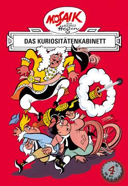 Mosaik von Hannes Hegen: Das Kuriositätenkabinett von Dräger,  Lothar, Hegen,  Hannes, Hegenbarth,  Edith