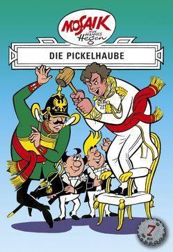 Mosaik von Hannes Hegen: Die Pickelhaube von Dräger,  Lothar, Hegen,  Hannes, Hegenbarth,  Edith