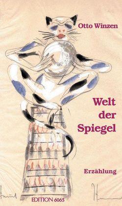 Mosaik / Welt der Spiegel von Winzen,  Otto
