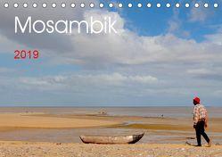 Mosambik 2019 (Tischkalender 2019 DIN A5 quer)
