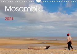 Mosambik 2021 (Wandkalender 2021 DIN A4 quer) von Gerken,  Jochen
