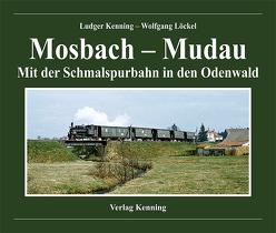 Mosbach – Mudau von Kenning,  Ludger, Löckel,  Wolfgang