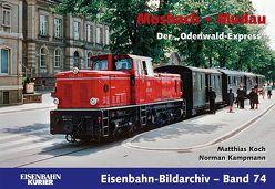 Mosbach – Mudau von Kampmann,  Norman, Koch,  Matthias
