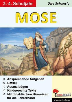Mose von Schwesig,  Uwe