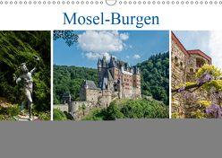 Mosel-Burgen (Wandkalender 2019 DIN A3 quer) von Hess,  Erhard