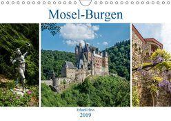 Mosel-Burgen (Wandkalender 2019 DIN A4 quer) von Hess,  Erhard