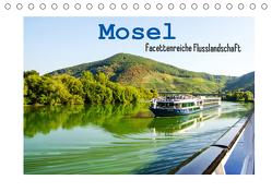 Mosel – facettenreiche Flusslandschaft (Tischkalender 2019 DIN A5 quer) von Schwarze,  Nina