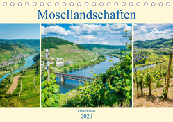 Mosellandschaften (Tischkalender 2020 DIN A5 quer) von Hess,  Erhard