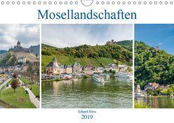 Mosellandschaften (Wandkalender 2019 DIN A4 quer) von Hess,  Erhard