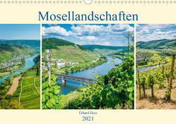 Mosellandschaften (Wandkalender 2021 DIN A3 quer) von Hess,  Erhard