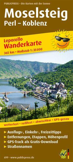 Moselsteig, Perl – Koblenz
