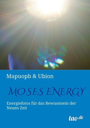MOSES ENERGY von Ubion,  Mapuopb