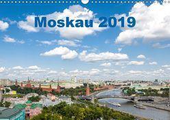 Moskau 2019 (Wandkalender 2019 DIN A3 quer) von Weber - ArtOnPicture,  Andreas