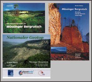 Mössinger Bergrutsch Triologie von Dieter,  Armin