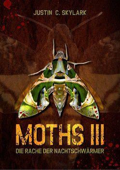 Moths 3 – Großschrift von Skylark,  Justin C