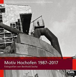 Motiv Hochofen 1987-2017 von Laube,  Robert, Pätzold,  Delia
