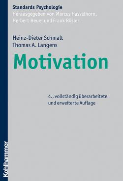 Motivation von Hasselhorn,  Marcus, Heuer,  Herbert, Langens,  Thomas, Roesler,  Frank, Schmalt,  Heinz-Dieter