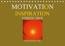 MOTIVATION – INSPIRATION – VISION 2018 (Tischkalender 2018 DIN A5 quer) von Labusch,  Ramon