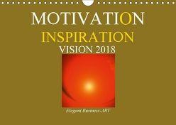 MOTIVATION – INSPIRATION – VISION 2018 (Wandkalender 2018 DIN A4 quer) von Labusch,  Ramon