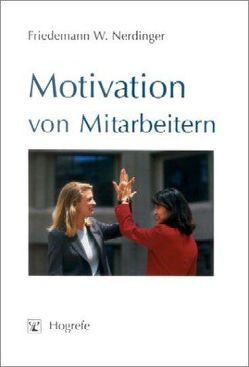 Motivation von Mitarbeitern von Nerdinger,  Friedemann W.