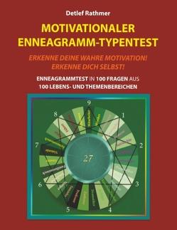 Motivationaler Enneagramm-Typentest von Rathmer,  Detlef, Rathmer,  Verlagshaus