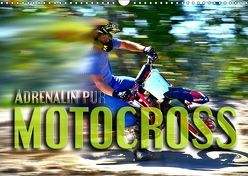 Motocross – Adrenalin pur (Wandkalender 2019 DIN A3 quer) von Bleicher,  Renate