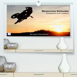 Motocross Kalender – Emotionen auf 2 Rädern (Premium, hochwertiger DIN A2 Wandkalender 2021, Kunstdruck in Hochglanz) von by FC - Jeannette Dewald,  Photos