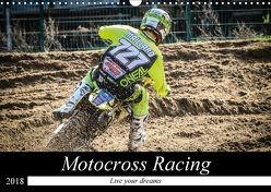Motocross Racing 2018 (Wandkalender 2018 DIN A3 quer) von Fitkau Fotografie & Design,  Arne