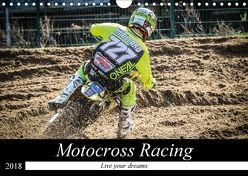 Motocross Racing 2018 (Wandkalender 2018 DIN A4 quer) von Fitkau Fotografie & Design,  Arne