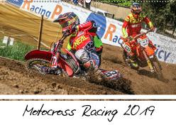Motocross Racing 2019 (Wandkalender 2019 DIN A2 quer) von Fitkau Fotografie & Design,  Arne