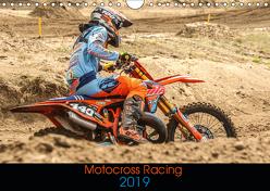 Motocross Racing 2019 (Wandkalender 2019 DIN A4 quer) von Fitkau Fotografie & Design,  Arne