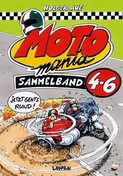 MOTOmania, Sammelband 4-6 von Aue,  Holger