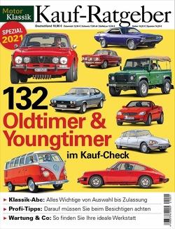 Motor Klassik Kaufratgeber Youngtimer und Oldtimer