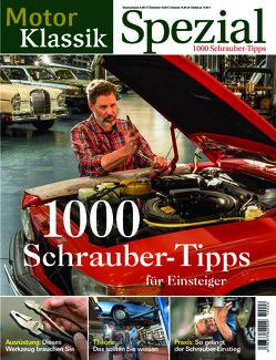 Motor Klassik Spezial – 1000 Schrauber-Tipps