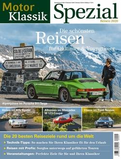 Motor Klassik Spezial Reisen 2020