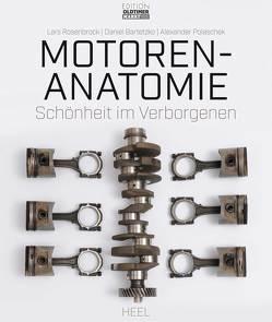 Motoren-Anatomie von Bartetzko,  Daniel, Polaschek,  Alexander, Rosenbrock,  Lars