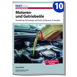 Motoren- und Getriebeöle von Blenk,  Georg