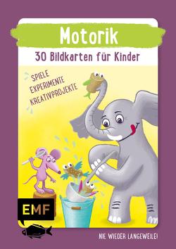 Motorik – 30 Bildkarten für Kinder von Clement,  Ina, Pichler,  Sandra