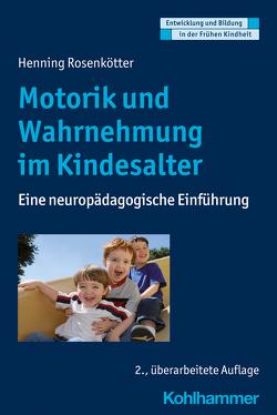 Motorik und Wahrnehmung im Kindesalter von Gutknecht,  Dorothee, Holodynski,  Manfred, Rosenkötter,  Henning, Schöler,  Hermann