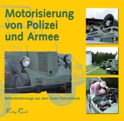 Motorisierung von Polizei und Armee