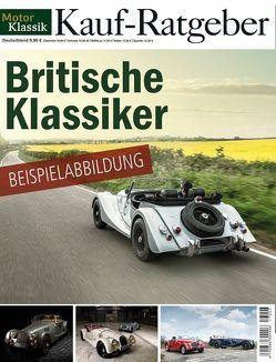 MotorKlassik Kauf-Ratgeber – Britische Klassiker