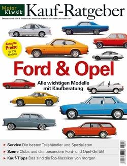 MotorKlassik Kauf-Ratgeber – Ford/Opel