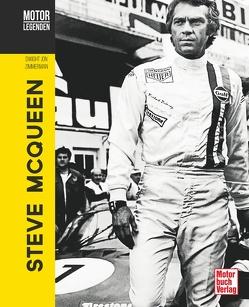 Motorlegenden – Steve McQueen von Zimmerman,  Dwight Jon