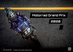 Motorrad Grand Prix 2020 – Kalender – Format: DIN A3 | MotoGP