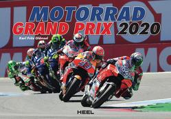 Motorrad Grand Prix 2020 von Glänzel,  Karl Fritz